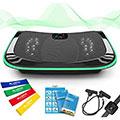 Bluefin Fitness Vibrationsplatte 4D