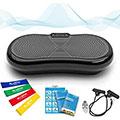 Bluefin Fitness Vibrationsplatte Ultra Slim