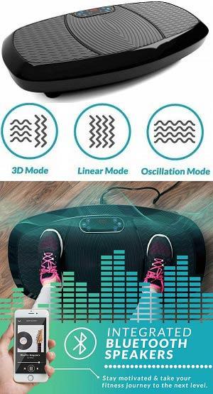 Bluefin Fitness 3D Vibration