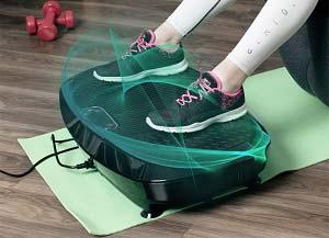 Bluefin Fitness 3D Test