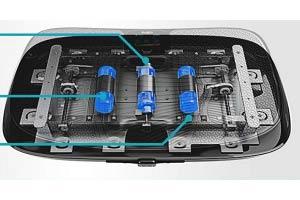 Bluefin Fitness 4D Motoren