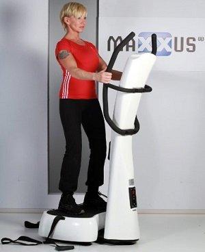 Maxxus Lifeplate 4.1 Frau