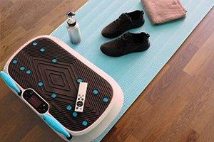 Vibrationsplatte Training